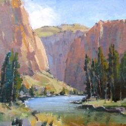 Creede at the 4UR Ranch