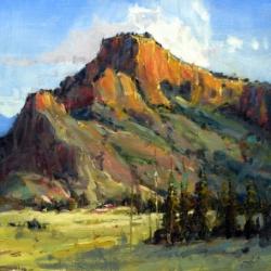 Creede Mesa Near Soward Ranch